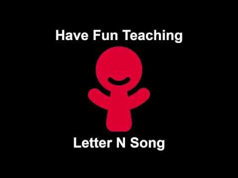 Letter N Song - Audio