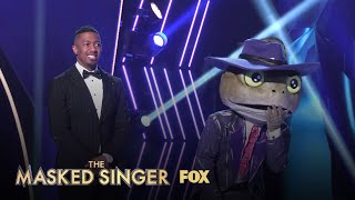Frog Flirts With Sharon But Fights Ken | Season 3 Ep. 13 | THE MASKED SINGER