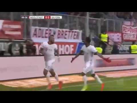 FC Ingolstadt 04 0-2 FC Bayern de Múnich