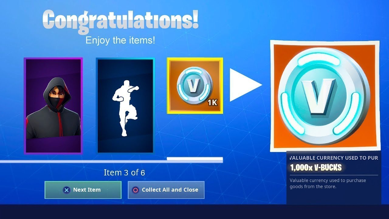Fortnite Season 8 Free Scenario Emote Real Method Youtube