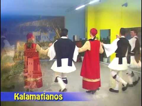 6. KALAMATIANOS (20 Original GREEK Dances)