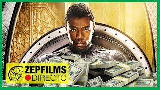 BLACK PANTHER la mejor película de la historia | ZEPfilms Directo #12