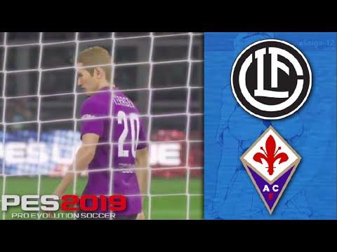 Lugano vs Itasha Lad - PES 2019 LITE