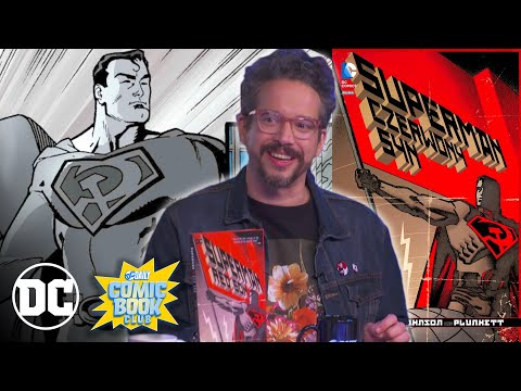 Superman: Red Son | DC Daily Comic Book Club