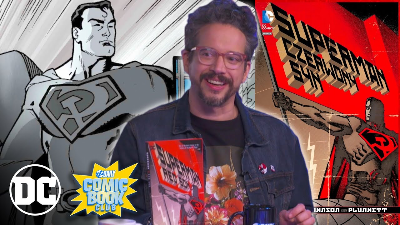 Superman: Red Son | DC Daily Book Club