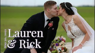 """""""You Are Truly My Forever"""" Lauren & Rick Wedding"""