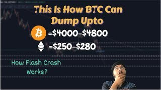 Btc can drop to 4000$ | Watch this video for explanation!