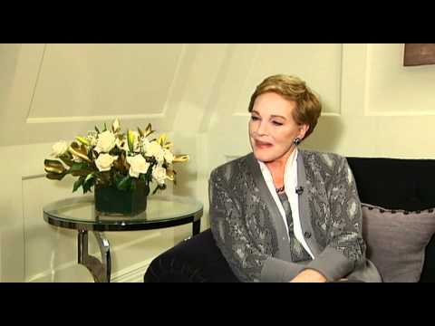 Julie Andrews interview part 5