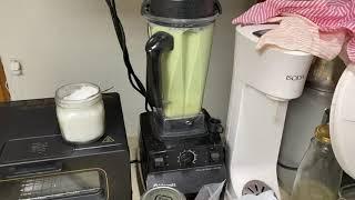 서리태 두유 black soybean milk