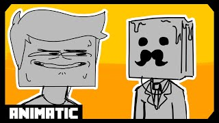 MUMBO FOR MAYOR: A FACE YOU CAN TRUST | Hermitcraft 7 animatic (WIP)