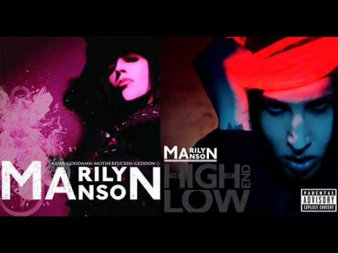 Marilyn Manson-Arma Goddamn Motherfuckin Geddon-Fuck The Goddamn TV And RadioClown