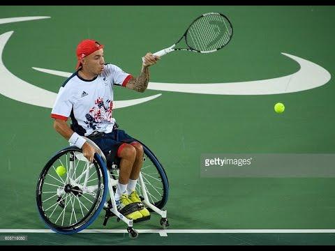 Wheelchair Tennis | Alcott v Lapthorne | Men's Quad Singles Gold | Rio 2016 Paralympic Games