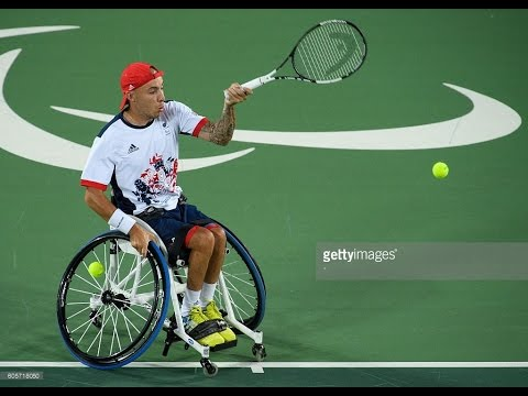 Wheelchair Tennis | Alcott V Lapthorne | Men's Quad Singles Gold | Rio 2016 Paralympic Games