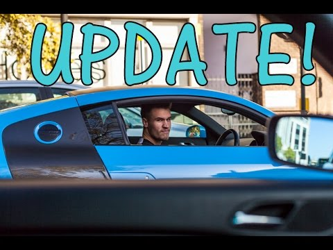 Trip to Watford Audi: Update R8 Vlog! - YouTube