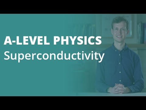 Superconductivity   A-level Physics   AQA, OCR, Edexcel