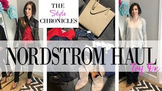 Haul - Nordstrom Try On & Pixi Beauty