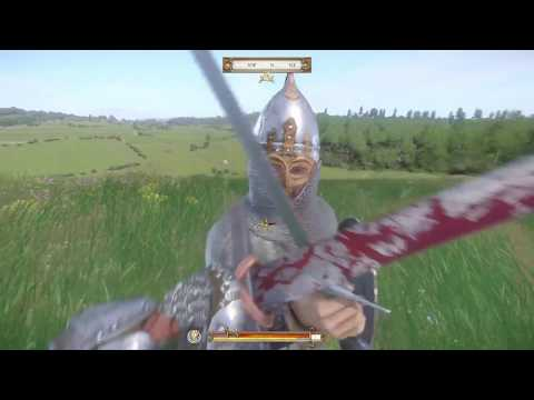Kingdom Come: Deliverance - Sword Fights Compilation
