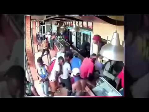 Dozens of African Migrants Raid, Rob an Destroy Restaurant in Sardinian Town