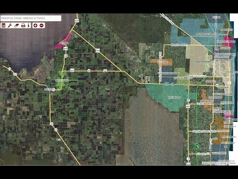 PBC Property Appraiser's Office - New Mapping Tool on PAPA