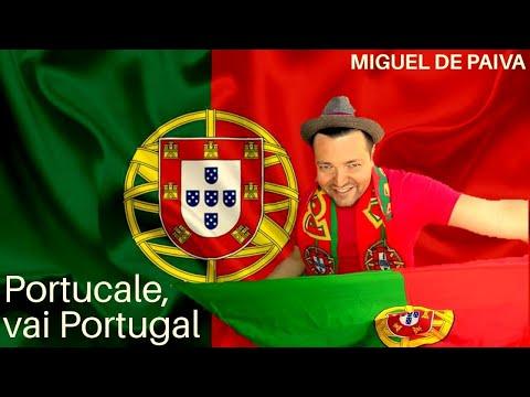 Seleção Nacional Mundial 2018- Miguel de Paiva- Portucale, Vai Portugal (Official Video)