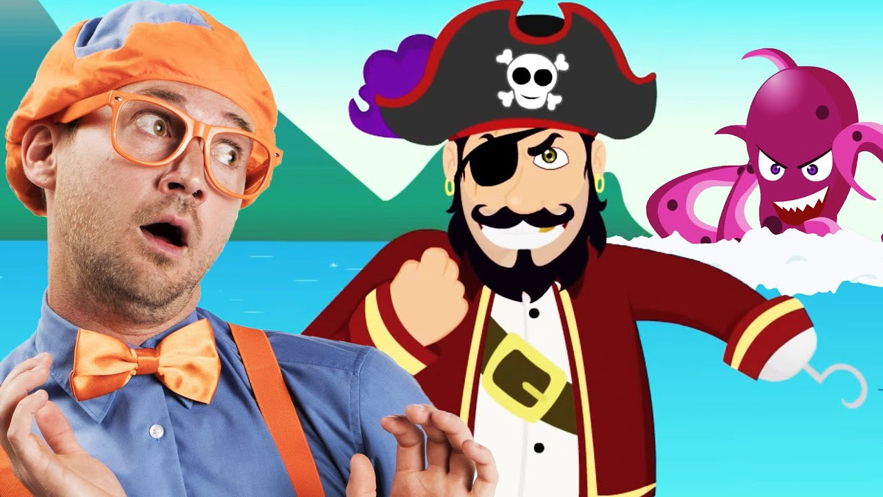 Download Pirate Song! ARR! | Educational Songs For Kids