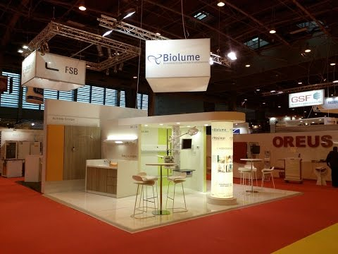 HospitaliaTV Paris Health Care Week2016 - BIOLUME RESINOR Biodis