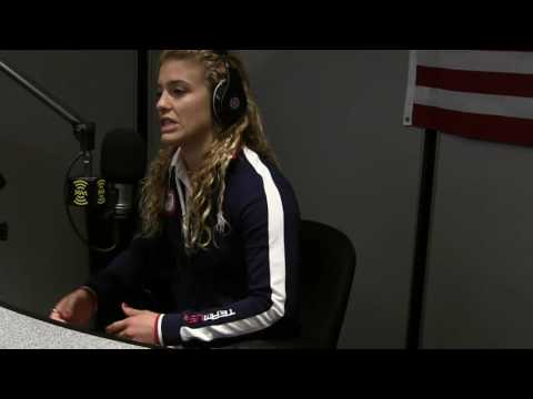 Helen Maroulis talks Rio Olympics, getting into wrestling, winning gold
