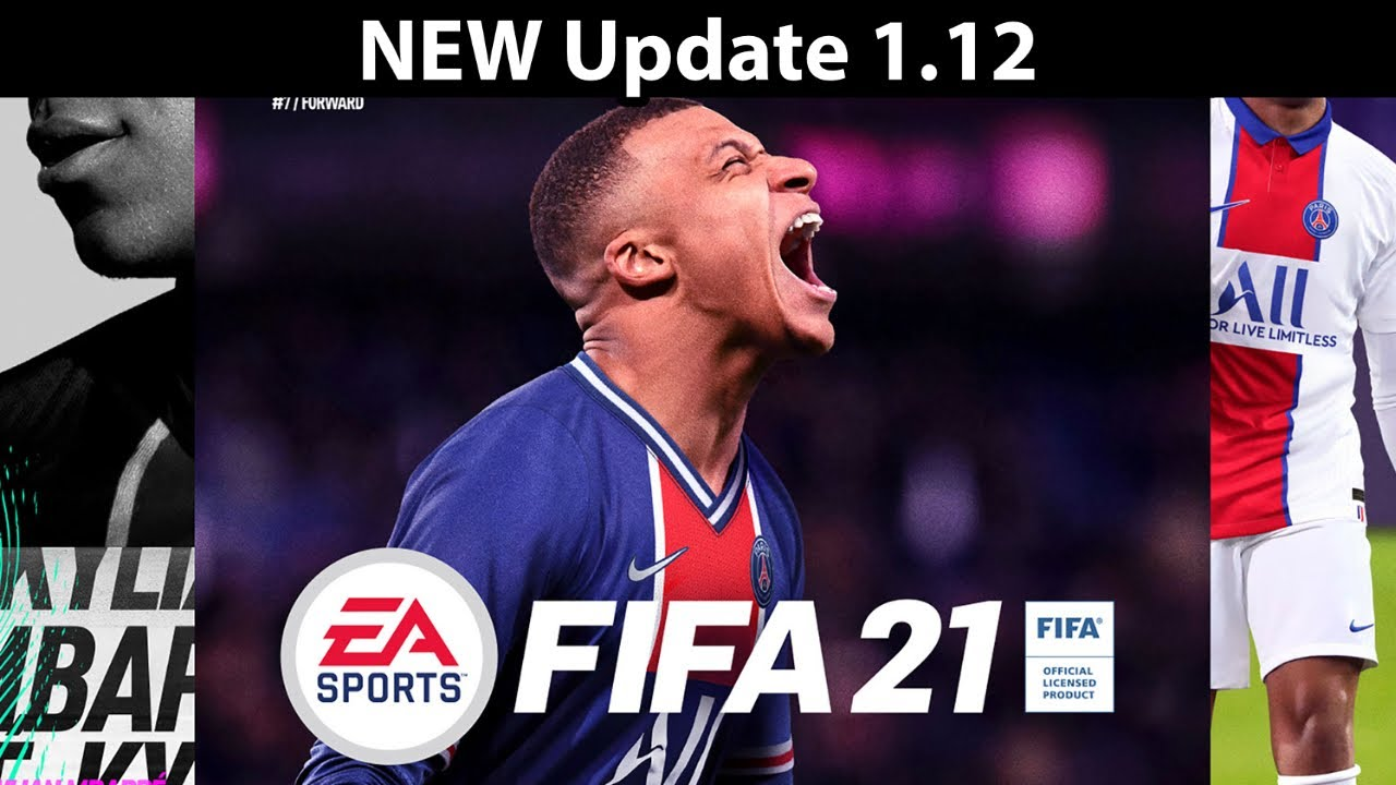 NEW* FIFA 21 Update 1.12 is Ready for Download (Small Patch) - YouTube
