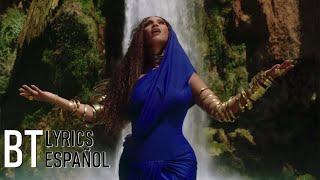 "Beyoncé - ""Spirit""+""Bigger"" (From Disney's The Lion King) (Lyrics + Español) Video Official"