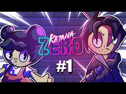 we're gonna play a video game ok? - Katana Zero - Part 1 :)  