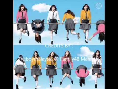 AKB48 - So Long Karaoke Version