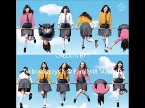 AKB48 - So Long Karaoke Version