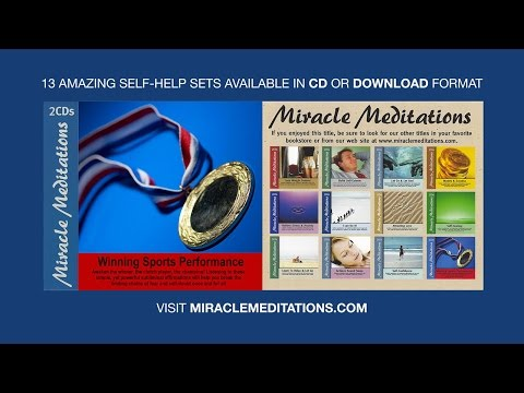Winning Sports Performance Subliminal Affirmations with Music & Mountain Stream