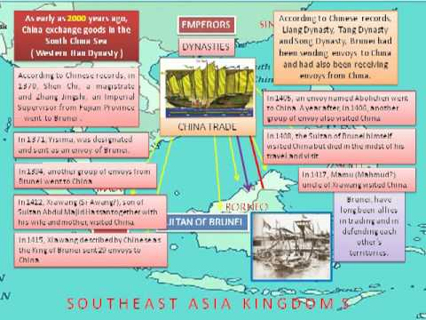 History of Sultanate of Sulu & North Borneo Part 1
