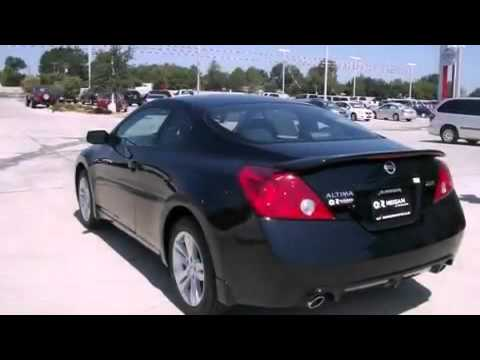 2012 Nissan Altima Coupe Greenville TX