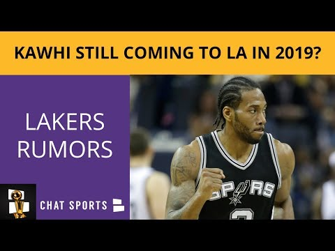 Lakers Rumors: Kawhi Leonard Coming To LA In 2019, Lonzo Ball Becomes A Dad, Jeanie Buss On LeBron