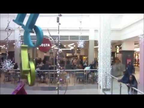 Market Walk Arcade & Grosvenor Centre In Northampton   Lift Tour
