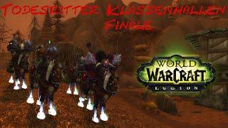 WoW Legion - Das Finale der Todesritter Ordenskampagne - Der vierte Reiter