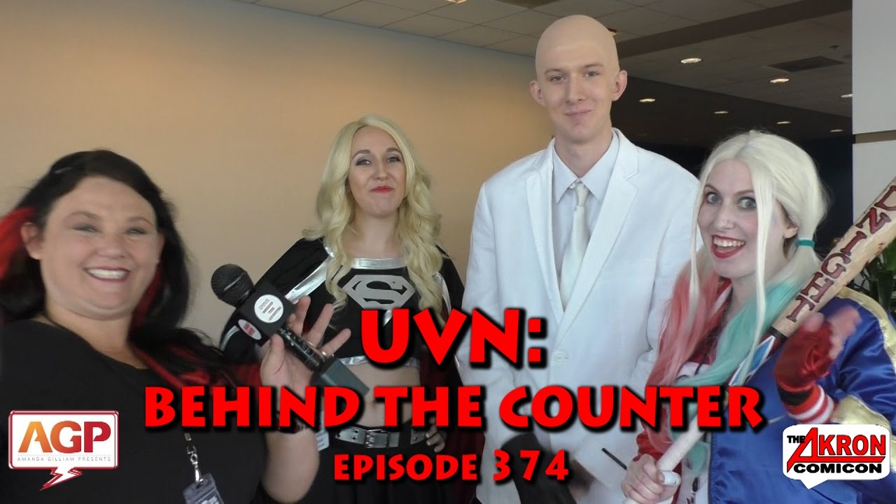 UVN: Behind The Counter 374