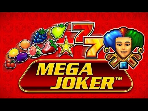 Mega Joker Slot Game - YouTube