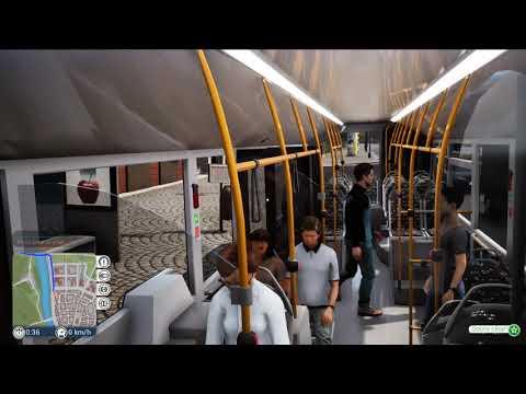 Bus Simulator. Президентский вид спорта. Нанимаем новых водителей. Покупаем автобус.Возим людей.