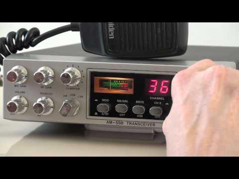 Uniden Grant CB Radio