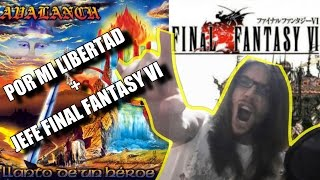 AVALANCH + FINAL FANTASY VI |GAMEPLAY METAL COVER|