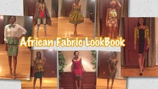 AFRICAN FABRIC LOOKBOOK | HAPPY INDEPENDENCE DAY GHANA