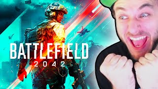 Reacting to the Battlefield 2042 Trailer...