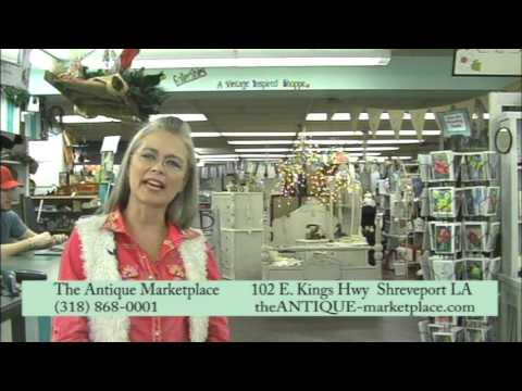 The Antique Marketplace by ELAW