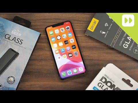 Top 3 Best iPhone 11 Screen Protectors