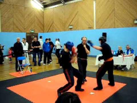 kickboxing, light contact