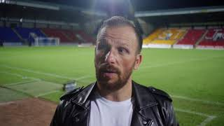 Jody Morris | Post Match v Dundee | Dave Mackay Testimonial Match | 06-10-17
