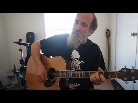"Cover Of Tiamat's ""The Return Of The Son Of Nothing"" for Open Mic Week 59 on steemit.com"